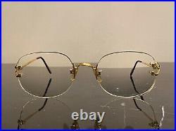 Vintage Cartier Paris Made in France Frame Eyeglasses