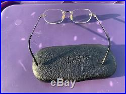Vintage Cartier Titanium Glasses With Case! Made In France! Cartier 3243508