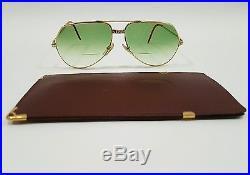 Vintage Cartier Vendome Santos Eyeglasses Sunglasses 1980s Very rare