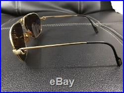 Vintage Cartiers Tank Louis Sunglasses