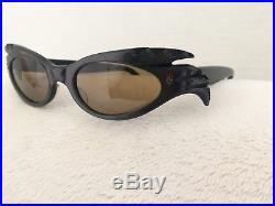 Vintage Cat Eye Sunglasses Eyeglass Frames Bat wing FRENCH NOS UNUSED Cateyes
