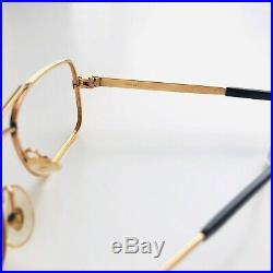 Vintage Cottet Eyeglasses 14K Gold-Filled 20/000