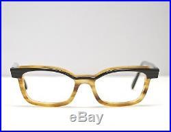 Vintage Designer ANNE ET VALENTIN Eyeglasses / France / Model# Detroit #1751