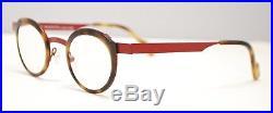 Vintage Designer ANNE ET VALENTIN Eyeglasses / France / Model Fanzine U78 #1738