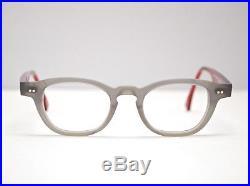 Vintage Designer ANNE ET VALENTIN Eyeglasses / France / Model# MINIDOO #1758