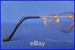 Vintage FRED LUNETTES Model Cap Horn 140 Eyeglass Frames Eyewear Sunglasses 62