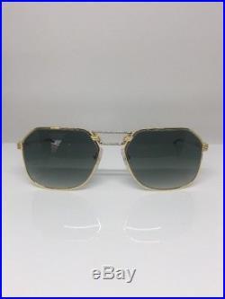 Vintage FRED Lunettes Cap Horn Paris Sunglasses Eyeglasses Force 10 Gold Plated