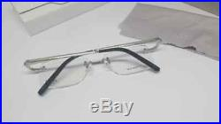 Vintage FRED WINCH 003 Rimless Eyeglasses TITANIUM Frame France NOS