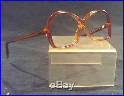 Vintage Givenchy V glasses frames 54/10 Unico France