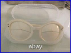 Vintage Iconic Courgees Eskimo sunglasses