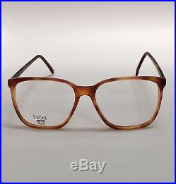 Vintage JEAN LAFONT PARIS Eyeglasses DECLIC 56MM Made In FRANCE NOS