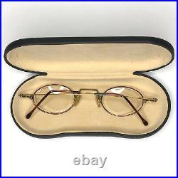 Vintage Lanvin 722 12 000 Eyeglasses Size41-27-135