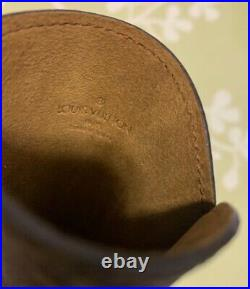 Vintage Louis Vuitton Monogram Eye Glasses Case with Box