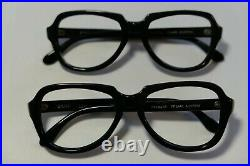 Vintage NEW OLD STOCK 60s Horn Rim & Aviator ++ Eyeglasses Frame France lot (6)