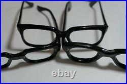 Vintage NEW OLD STOCK 60s Horn Rim Eyeglasses Frame France lot (6)