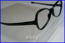 Vintage NOS FRAME FRANCE Cannes 54 Oversized Butterfly Eyeglass Frame 52-18-146