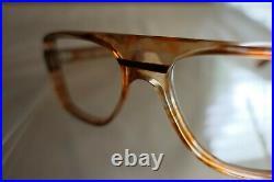 Vintage NOS TED BROWN Joa Parisienne Line Frame France Eyeglass Frames 52/19