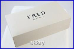 Vintage New Fred Alize Gold Plated Lunettes Eyeglasses Brille! Made In France