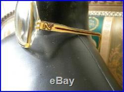 Vintage Nina Ricci Paris Sunglasses LARGE