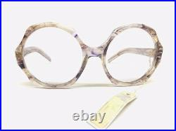 Vintage Nina Ricci eyeglasses Mod. NRO 114-RB Size 54-20 made In France