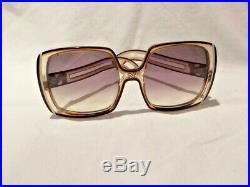 Vintage Paris Large Nina Ricci Sunglasses