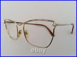 Vintage Thierry Mugler fashion eyewear. Made in the 1980s in France