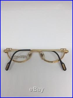 Vintage Tiffany Lunettes T1 / 06 Eyeglasses 23k Gold Plated Rare Luxury Soloist