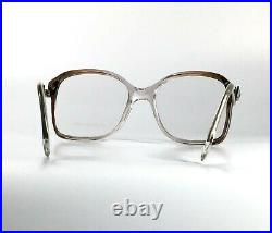 Vintage Yves Saint Laurent YSL Youth Eyeglass Frame Oversized Butterfly 68 46-10
