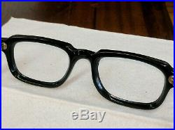 Vintage eyeglass frames tart AO american optical tura bausch & lomb B&L 50 years