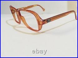 Vintage lot of 10 eyeglasses Lanvin dead-stock Made In France