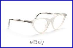 Vintage pointy cat eye eyeglasses by Thierry Mugler mod Babylone in 53-18mm EG9