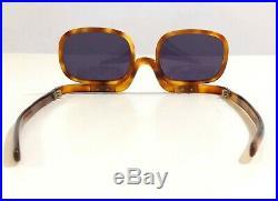 Vintage sunglasses 1970's KONO France Miracle rare fashion glasses geek gaga
