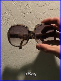 Vintage ysl glasses
