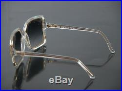 Vtg 70s 80s TED LAPIDUS Eyeglasses Sunglasses Frames Designer PARIS Iridecent