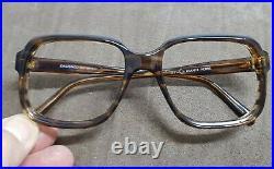 Vtg France pierre Eyeglasses designed by henri de Paris frame thick glasses