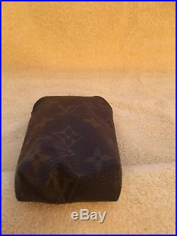 Vtg Louis Vuitton Womans Eyeglass Case That Holds 2 Pairs Of Glasses