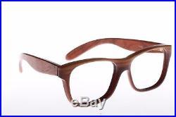 Woodlook Paris wooden frame made in France vintage eyeglasses